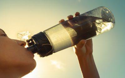 Wasser als Durstlöscher?